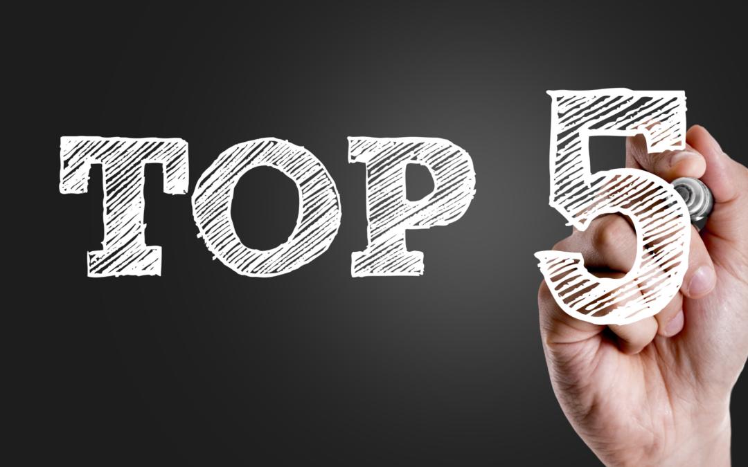 Meine top fünf Gründe für Investmentfonds – erfahre mehr über die Demokratisierung der Geldanlage.