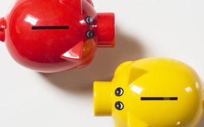 Geld klug anlegen und vor Negativzinsen retten.