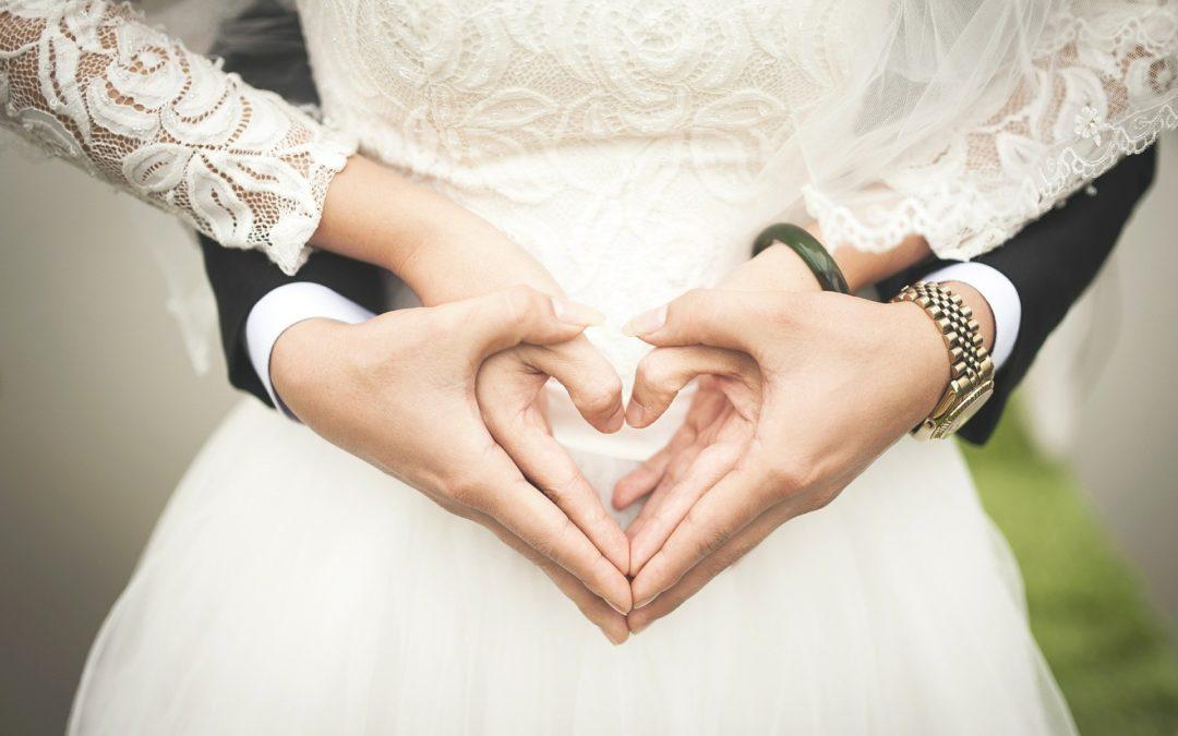 Langfristig investieren ist wie eine Eheschließung